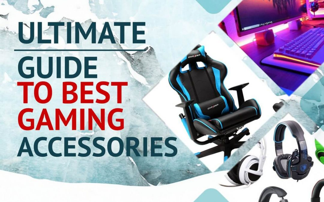 Choosing the Best PC and Console Gaming Accessories